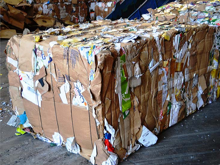 خریدار ضایعات کاغذ