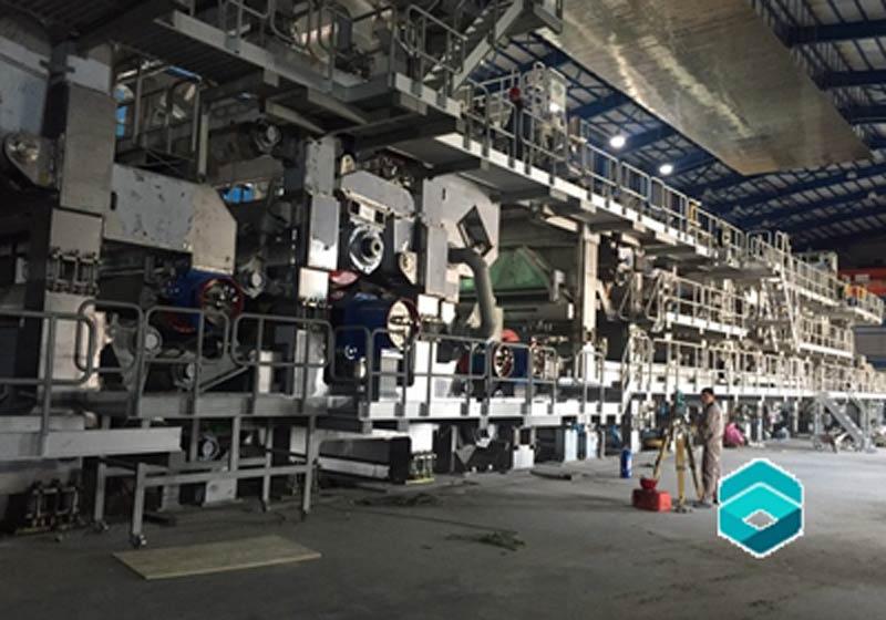 صنعت بازیافت کاغذ